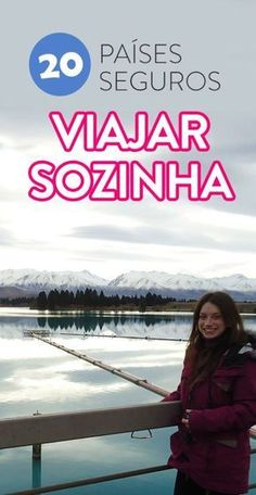 20 Países seguros para viajar sozinha If you're wondering where to start your solo trip, check out this list of 20 safe countries to travel on your own for inspiration! Travel Tours, New Travel, Travel Alone, Holiday Travel, Solo Travel, Travel Guides, Travel Destinations, Travel Europe, Thai Travel