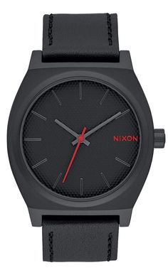 11 Affordable Father's Day Gifts -- Nixon Watch