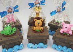 Lembrancinhas de mdf decoradas com biscuit