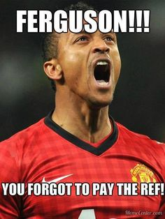 Pay the ref!!