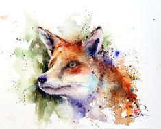 RED FOX - The Art of Dean Crouser