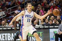 How old was #76er Nik Stauskas at the start of the 2015-16 season? From #1 #NBA Quiz App www.nbabasketballquizgame.com