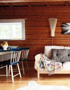 Living Room, Wood