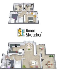 See why 3D Floor Plans & Property Photography are a winning combo- Earn extra revenue and add value for your Real Estate clients! http://www.roomsketcher.com/blog/  #propertyphotoshoot #property #realtor #floorplan