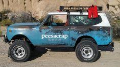 International Scout 2, Custom Garages, Ih, Offroad, Volkswagen, Toyota, Jeep, Survival, Trucks