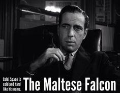 The Maltese Falcon (John Huston, 1941). Roger Ebert Great Movies