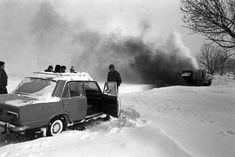 Emlékeztek még az 1986-os igazi nagy télre? | nlc Budapest, Hungary, Europe, Retro, Vehicles, Winter, Photos, Winter Time, Rolling Stock