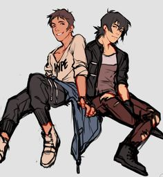more klance stuffs