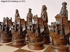 Elizabethan Plain Theme Chess Set  by Mascott - Made in England  King Height: 5 (12.5cm)  Chess Pieces: Heavy weighted plain theme chess pieces in crushed marble and resin