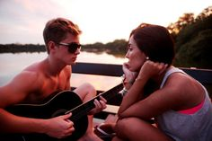 write her a song, sing to her