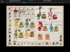A 16th century document considered one of the most important primary sources on the Aztecs of pre-Columbian Mexico went digital Thursday with a new app that aims to spur research and discussion.