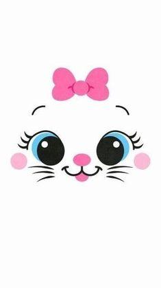 41 Ideas For Cats Cute Wallpaper Kawaii Kitty Wallpaper, Cartoon Wallpaper, Iphone Wallpaper Kawaii, Disney Wallpaper, Mobile Wallpaper, Wallpaper Backgrounds, Tangled Wallpaper, Aztec Wallpaper, Iphone Backgrounds