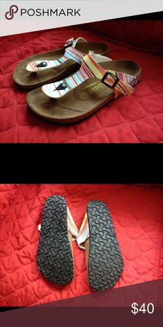 b58aa3586f09 Papillo sandals Worn only 1 time papillio by Birkenstock Birkenstock Shoes  Sandals Birkenstock