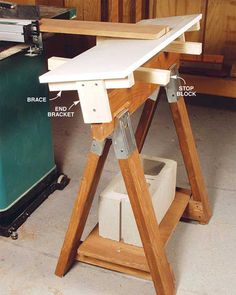 home made simple woodworking tools