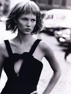 Kate Moss by Lindbergh