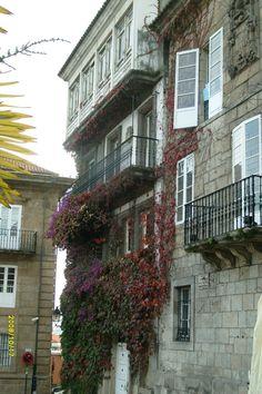 El Consulado, na cidade vella, un recuncho onde perderse...