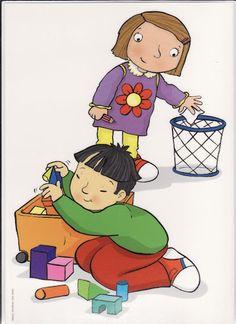 normas - Laura Guaya - Álbumes web de Picasa Kindergarten, Preschool Classroom, Games For Kids, Diy For Kids, Sequencing Worksheets, School Clipart, I School, Childhood Education, Learning Activities