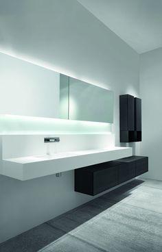 Bathroom design by Casabath, Wood collection _