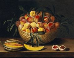 louise moillon | Louise Moillon Still Life with Fruit 17th... - still life quick heart