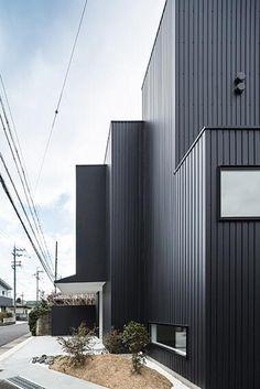 Framing House- Japón #arquitectura #lovesdomus #DOMUS