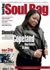 Soul Bag #208 : Shemekia Copeland Electric Blue, Blues, Night, American, My Love