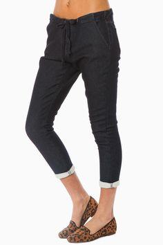 ShopSosie Style : Morrison Slouchy Slim Lounge Pants