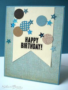 Confetti Birthday Cards