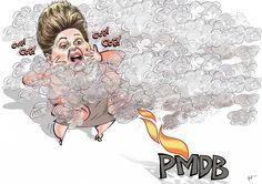Este Brasil resume-se a luta pelo poder... Uma profunda crise política... Que se reflete em profunda crise social e econômica...