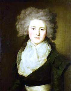 княжна Трубецкая (графиня Строганова) Анна Сергеевна (1766 † 1824)