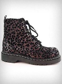Leopard Print Docs!  OMGAWD!!!!!!!!!