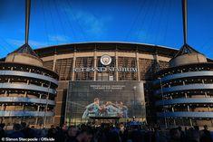 Manchester City consider safe standing as part of Etihad Stadium expansion Zen, Premier League Champions, City Wallpaper, Football Stadiums, Gap Year, Manchester City, The Expanse, Big Ben, Liverpool