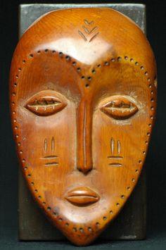 Ivory Lega mask