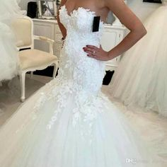 dress golden on sale at reasonable prices, buy Hot Sale 2017 New Lace Mermaid Wedding Dresses 2017 Appliques Sweetheart Bride Dresses Elegant Wedding Gowns Casamento from mobile site on Aliexpress Now! Western Wedding Dresses, Elegant Wedding Gowns, Perfect Wedding Dress, Dream Wedding Dresses, Bridal Dresses, Lace Wedding, Romantic Weddings, Wedding Vows, Wedding Dresses With Bling