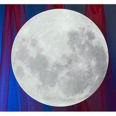 4 ft. Moonlight Hanging Moon