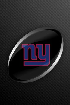 New York Giants Carbon Fiber Style Wallpaper
