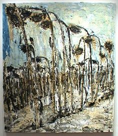 Anselm Kiefer (b1945) Kiefer is a German painter and sculptor. He studied with Joseph Beuys and Peter Dreher during the 1970s. His works incorporate materials such as straw, ash, clay, lead, and shellac