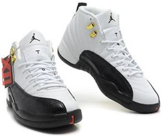asneakers4u.com Air Jordan 12 Leather A.A.A1