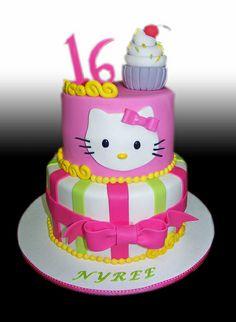 hello kitty cakes | Hello Kitty Cake | Flickr - Photo Sharing!