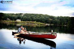 Jenna and Brandon's September 2013 Cedar Lake #engagement shoot! (photo by deanmichaelstudio.com) #njengagement #engaged #photography #deanmichaelstudio