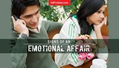 Signs of an Emotional Affair #marriage #Spouse #love #maritalaction