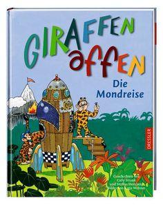 Ka - Sa`s Buchfinder: [Rezension] Giraffenaffen - Die Mondreise von Call...