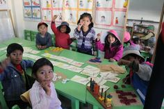 """""""For us mothers, ChildFund is a big help,"""" says Guillermina, a mother of three. """"Our kids are no longer afraid to talk. They are learning about their rights, and [it helps] them develop better. I, too, learn how to be a better parent."""" #Bolivia"""
