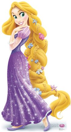 princess rapunzel -