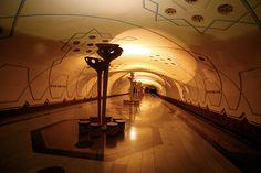 Subway  Tachkent, Ouzbékistan