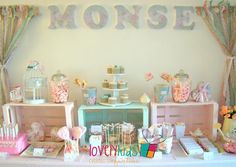 Hostess with the Mostess® - Shabby Chic Birthday