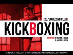 20/30 Kick Boxing