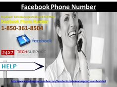 Is Facebook Phone Number 1-850-361-8504 fit to settle Facebook issues?
