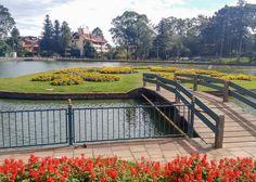 Lago Joaquina Rita Bier.