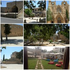 Famagusta North Cyprus, Mount Rushmore, Mountains, Mansions, House Styles, Nature, Travel, Naturaleza, Viajes