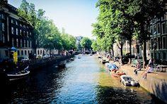Amsterdam...yes!! Haha